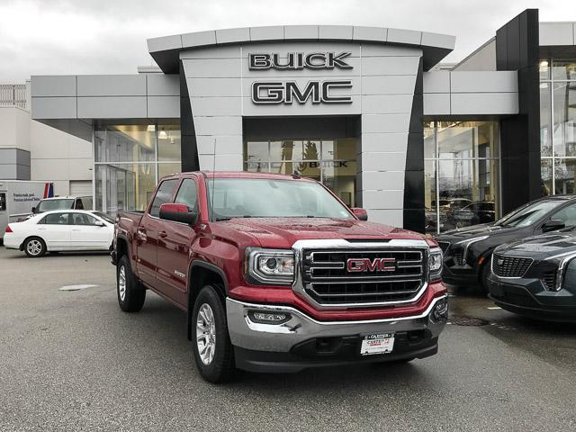 2018 GMC Sierra 1500 SLE (Stk: 8R55800) in North Vancouver - Image 2 of 11