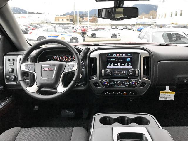 2018 GMC Sierra 1500 SLE (Stk: 8R55800) in North Vancouver - Image 9 of 11