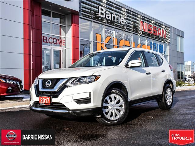 2017 Nissan Rogue S (Stk: 17122) in Barrie - Image 1 of 26