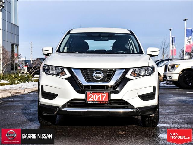 2017 Nissan Rogue S (Stk: 17122) in Barrie - Image 3 of 26