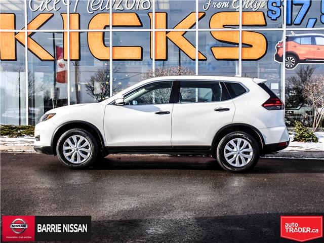 2017 Nissan Rogue S (Stk: 17122) in Barrie - Image 4 of 26