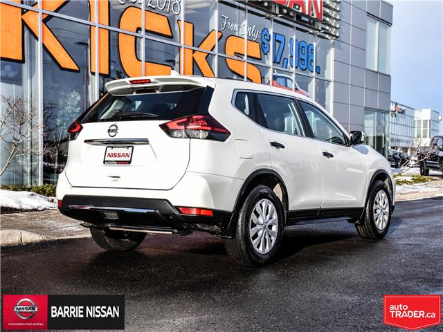 2017 Nissan Rogue S (Stk: 17122) in Barrie - Image 5 of 26