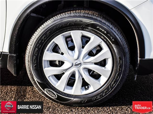 2017 Nissan Rogue S (Stk: 17122) in Barrie - Image 7 of 26
