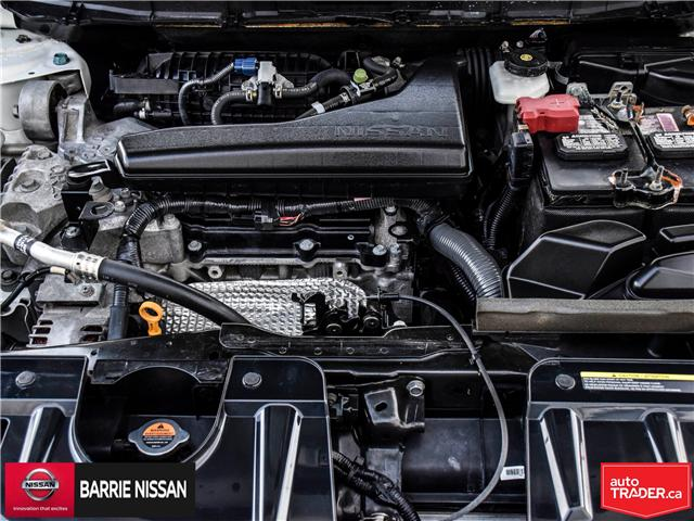 2017 Nissan Rogue S (Stk: 17122) in Barrie - Image 8 of 26