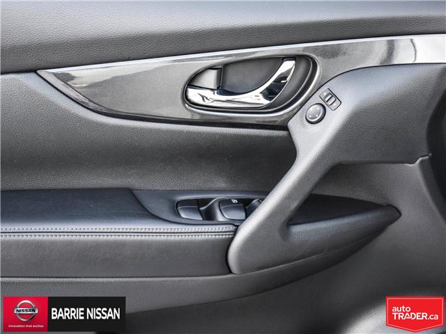 2017 Nissan Rogue S (Stk: 17122) in Barrie - Image 11 of 26