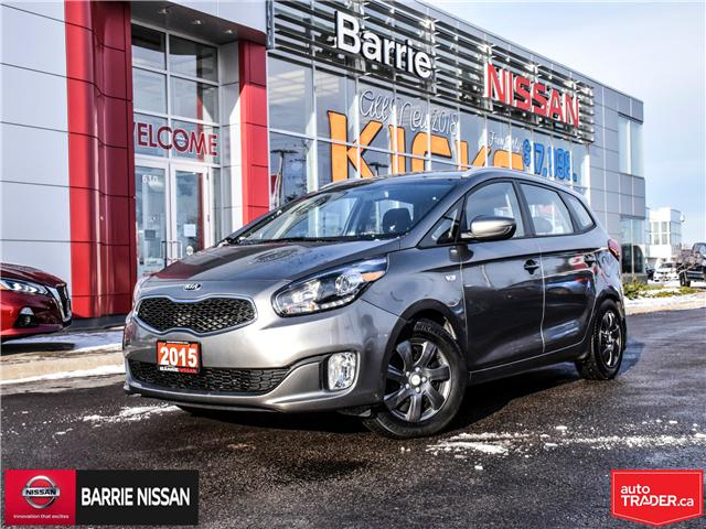 2015 Kia Rondo LX Value (Stk: 19091A) in Barrie - Image 1 of 24