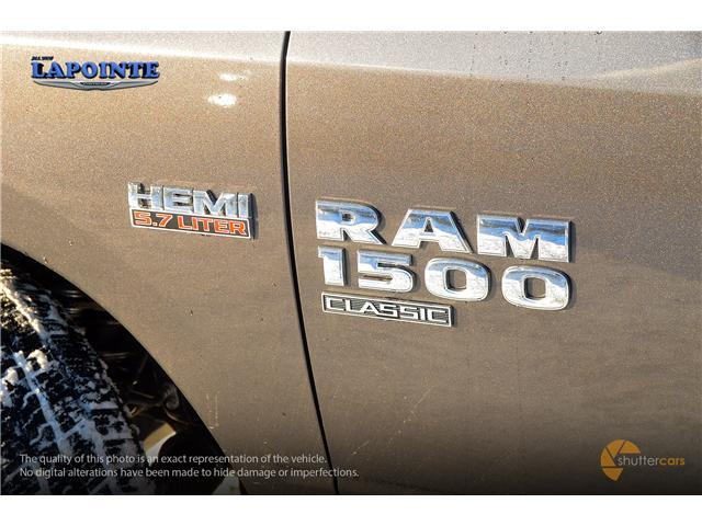 2019 RAM 1500 Classic ST (Stk: 19159) in Pembroke - Image 7 of 20