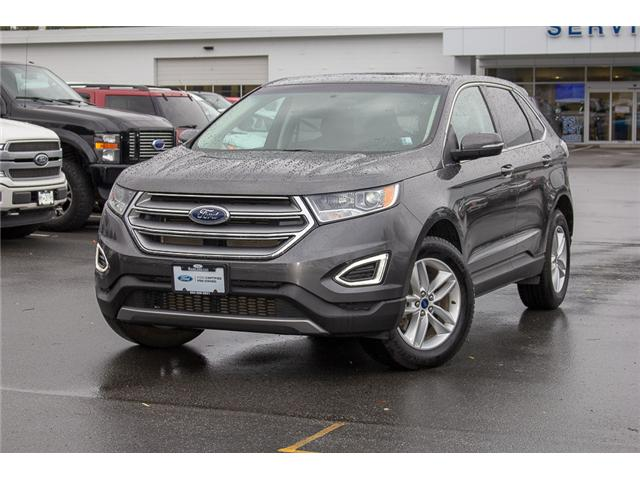 2017 Ford Edge SEL (Stk: 8F10276B) in Surrey - Image 3 of 27
