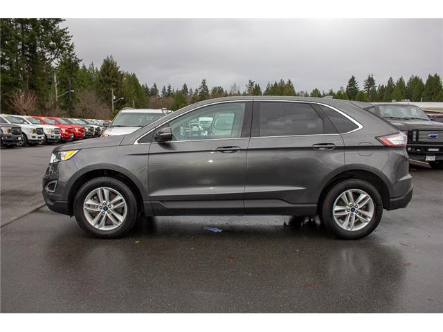2017 Ford Edge SEL (Stk: 8F10276B) in Surrey - Image 4 of 27