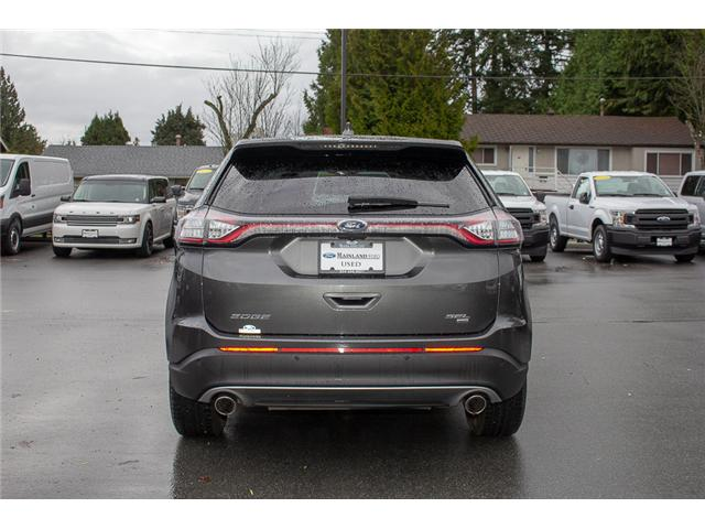 2017 Ford Edge SEL (Stk: 8F10276B) in Surrey - Image 6 of 27