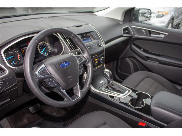 2017 Ford Edge SEL (Stk: 8F10276B) in Surrey - Image 12 of 27
