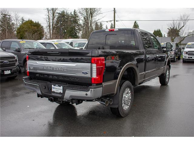 2019 Ford F-350 King Ranch (Stk: 9F30406) in Surrey - Image 7 of 30