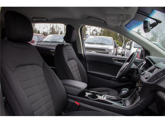 2017 Ford Edge SEL (Stk: 8F10276B) in Surrey - Image 18 of 27