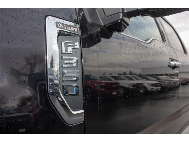 2019 Ford F-350 King Ranch (Stk: 9F30406) in Surrey - Image 16 of 30