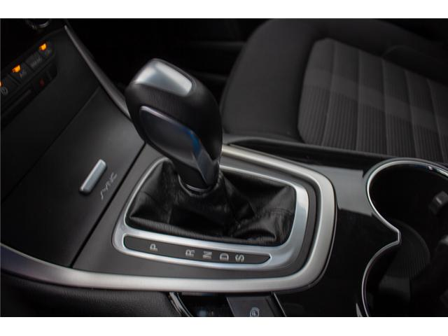 2017 Ford Edge SEL (Stk: 8F10276B) in Surrey - Image 25 of 27