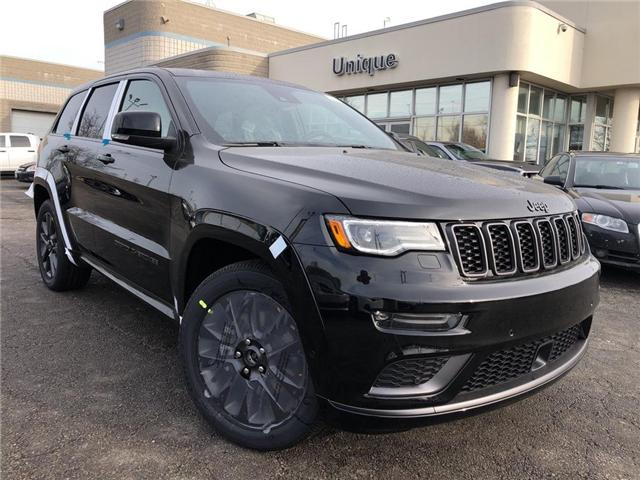 2019 Jeep Grand Cherokee High Altitude (Stk: K373) in Burlington - Image 1 of 16