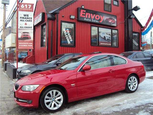2011 BMW 328i xDrive (Stk: ) in Ottawa - Image 1 of 25