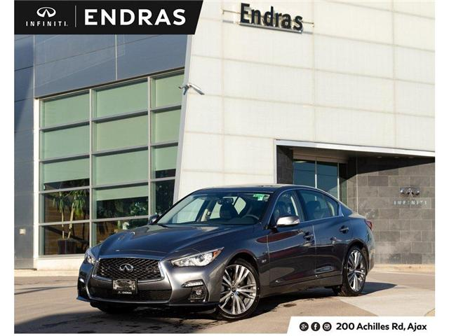 2019 Infiniti Q50 3.0T Sport (Stk: 50559) in Ajax - Image 1 of 30