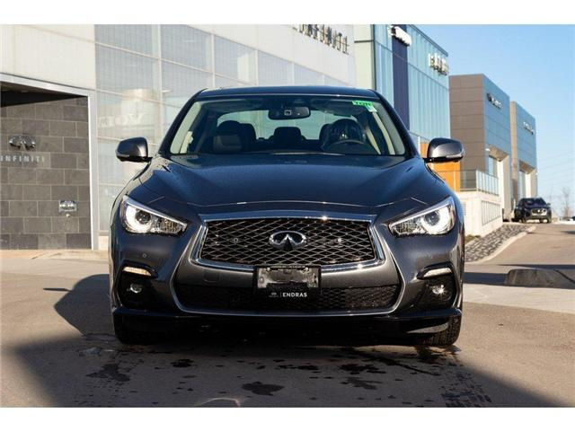 2019 Infiniti Q50 3.0T Sport (Stk: 50559) in Ajax - Image 2 of 30