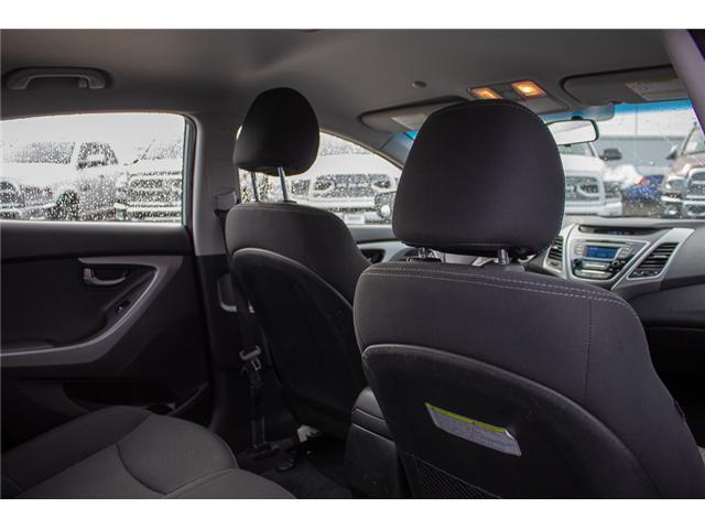 2015 Hyundai Elantra GL (Stk: EE899250A) in Surrey - Image 12 of 23