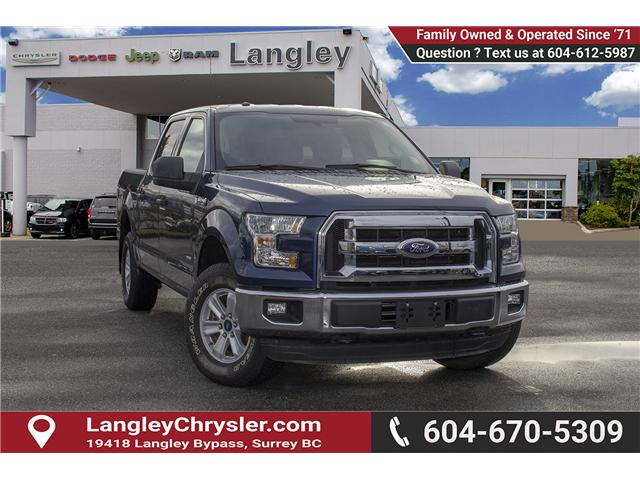 2015 Ford F-150 XLT (Stk: EE899140A) in Surrey - Image 1 of 26