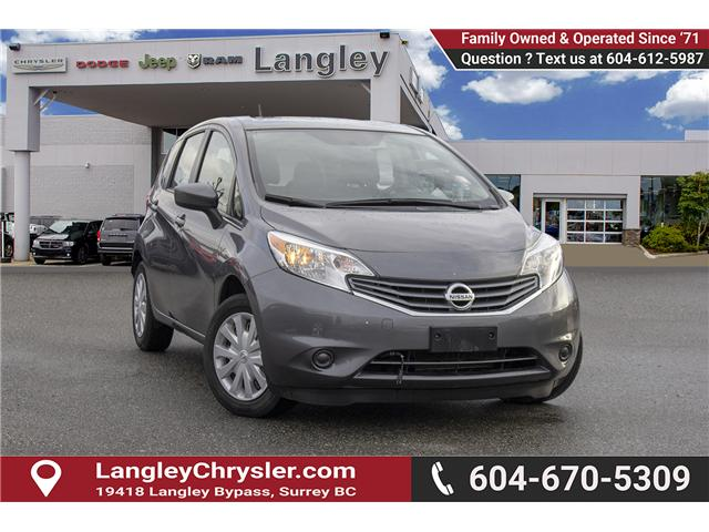 2016 Nissan Versa Note 1.6 S (Stk: EE899250B) in Surrey - Image 1 of 22