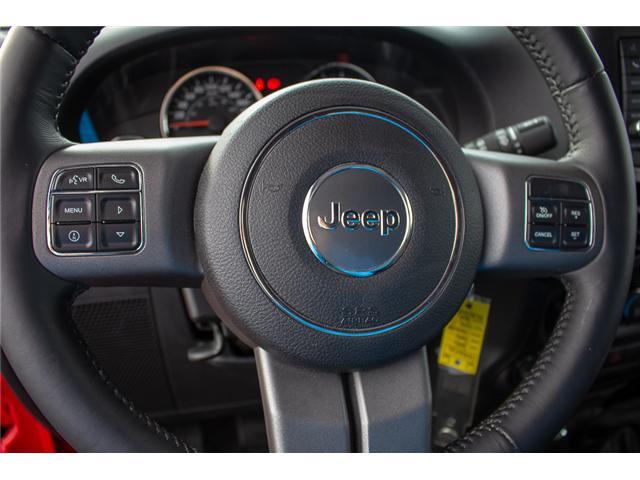 2016 Jeep Wrangler Unlimited Sport (Stk: EE900120) in Surrey - Image 18 of 25