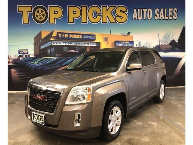 2012 GMC Terrain SLE-1 (Stk: 213027) in NORTH BAY - Image 1 of 26