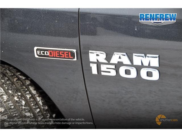 2018 RAM 1500 SLT (Stk: J201) in Renfrew - Image 7 of 20