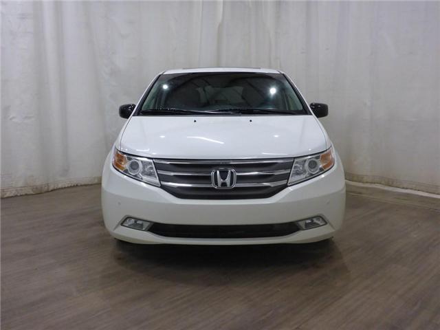 2012 Honda Odyssey Touring (Stk: 18121245) in Calgary - Image 2 of 28