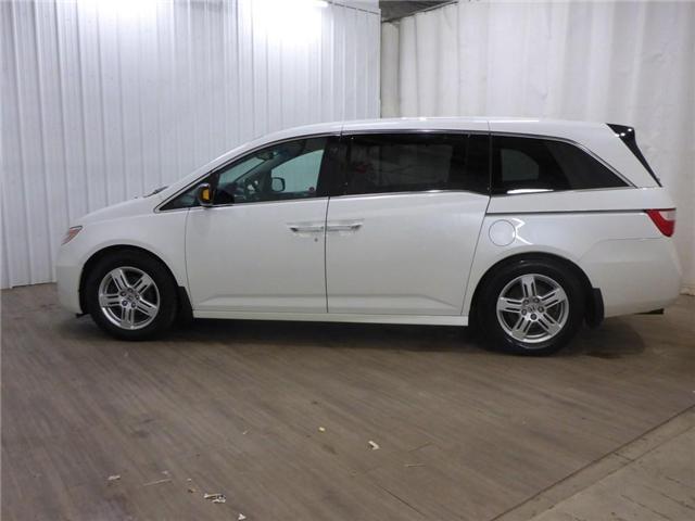 2012 Honda Odyssey Touring (Stk: 18121245) in Calgary - Image 4 of 28
