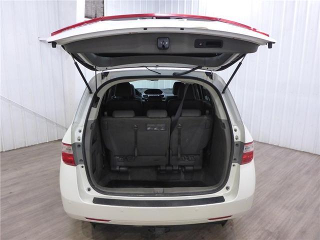 2012 Honda Odyssey Touring (Stk: 18121245) in Calgary - Image 10 of 28