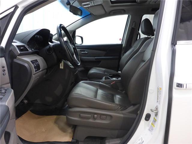 2012 Honda Odyssey Touring (Stk: 18121245) in Calgary - Image 11 of 28