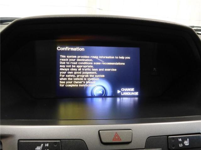 2012 Honda Odyssey Touring (Stk: 18121245) in Calgary - Image 20 of 28
