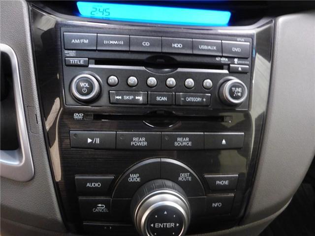 2012 Honda Odyssey Touring (Stk: 18121245) in Calgary - Image 22 of 28