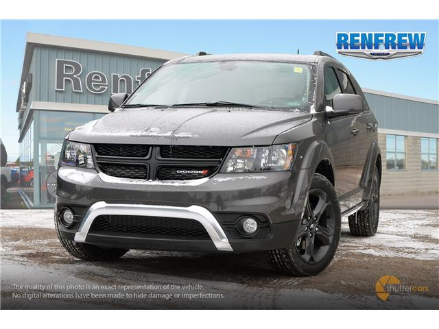 2018 Dodge Journey Crossroad (Stk: J214) in Renfrew - Image 1 of 20