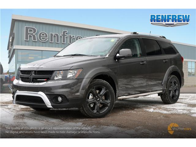 2018 Dodge Journey Crossroad (Stk: J214) in Renfrew - Image 2 of 20