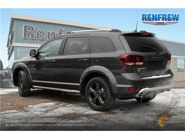 2018 Dodge Journey Crossroad (Stk: J214) in Renfrew - Image 4 of 20