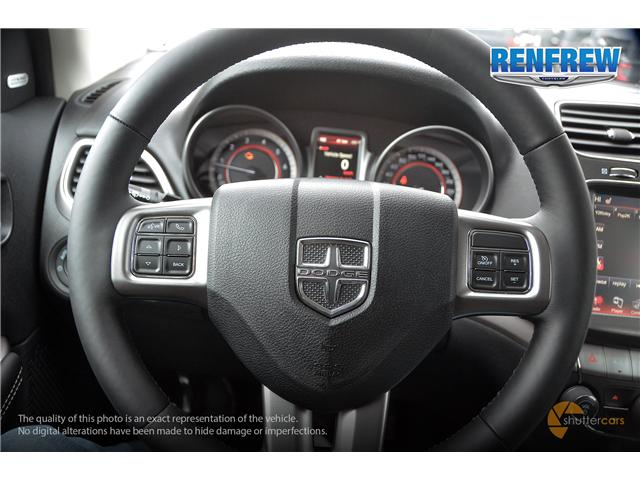 2018 Dodge Journey Crossroad (Stk: J214) in Renfrew - Image 12 of 20