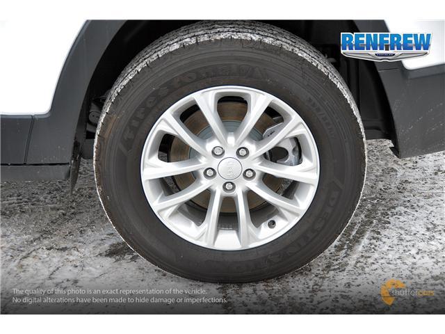 2019 Jeep Cherokee Sport (Stk: K014) in Renfrew - Image 6 of 20