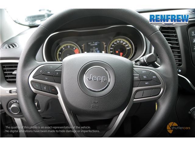 2019 Jeep Cherokee Sport (Stk: K014) in Renfrew - Image 11 of 20