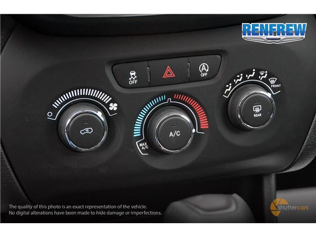 2019 Jeep Cherokee Sport (Stk: K014) in Renfrew - Image 16 of 20