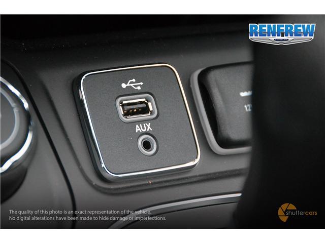 2019 Jeep Cherokee Sport (Stk: K014) in Renfrew - Image 18 of 20
