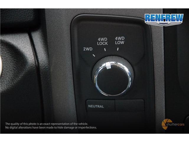 2019 RAM 1500 Classic ST (Stk: K022) in Renfrew - Image 17 of 20