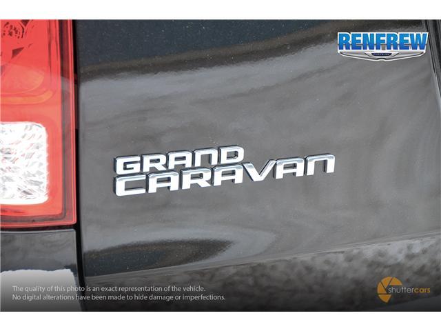 2019 Dodge Grand Caravan CVP/SXT (Stk: K028) in Renfrew - Image 5 of 20