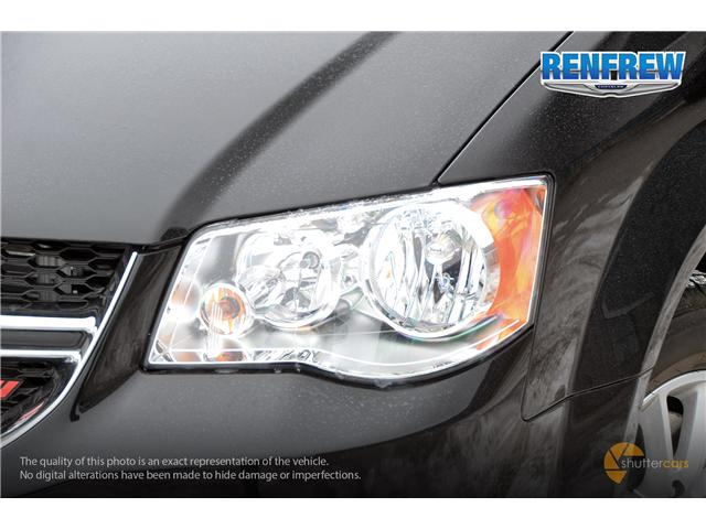 2019 Dodge Grand Caravan CVP/SXT (Stk: K028) in Renfrew - Image 7 of 20