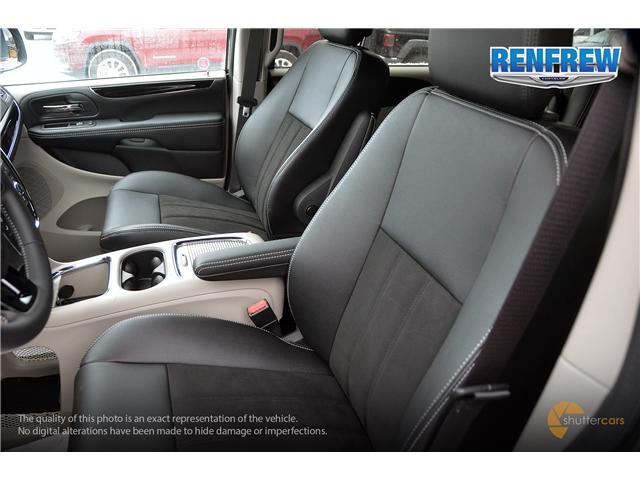 2019 Dodge Grand Caravan CVP/SXT (Stk: K028) in Renfrew - Image 11 of 20