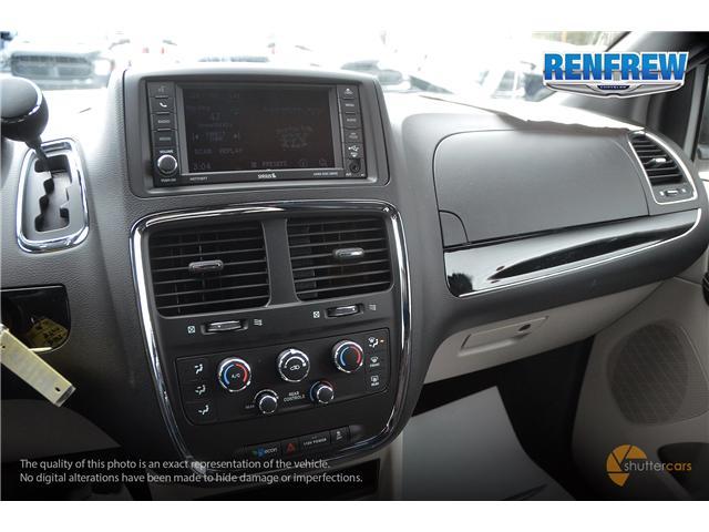2019 Dodge Grand Caravan CVP/SXT (Stk: K028) in Renfrew - Image 14 of 20