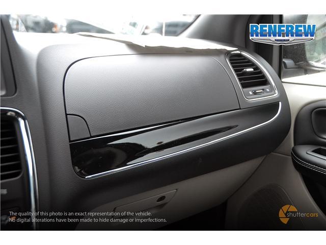 2019 Dodge Grand Caravan CVP/SXT (Stk: K028) in Renfrew - Image 18 of 20