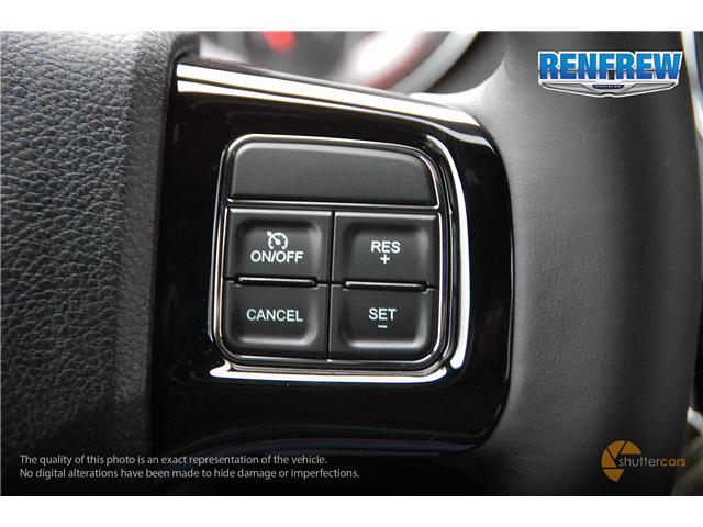 2019 Dodge Grand Caravan CVP/SXT (Stk: K028) in Renfrew - Image 20 of 20
